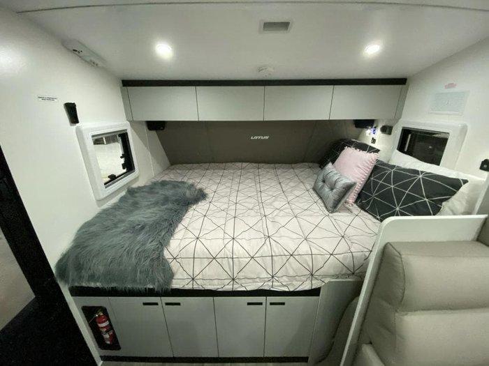 2021 Lotus Caravans Transformer 22'3