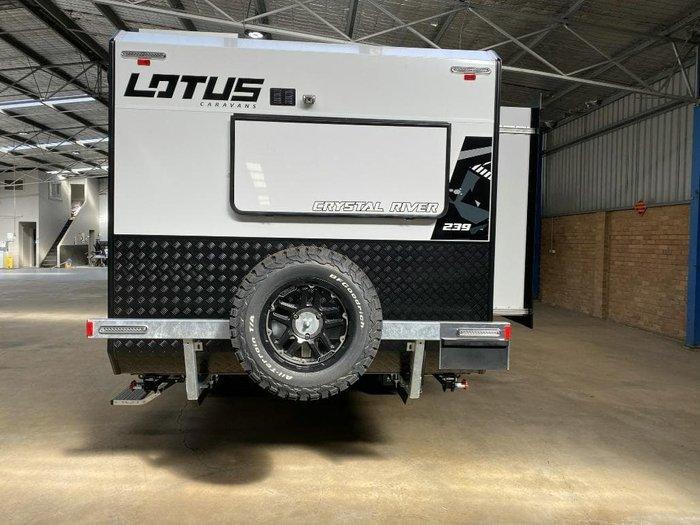 2021 Lotus Caravans Crystal River 23'9