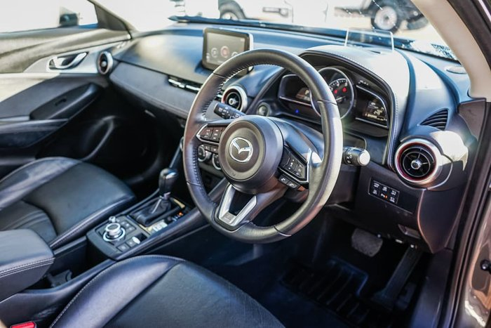 2019 Mazda CX-3 Akari DK Machine Grey