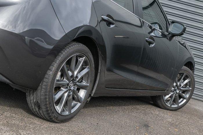 2016 Mazda 3 SP25 Astina BN Series Grey