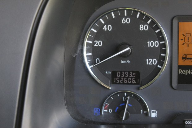 2009 Mercedes Benz 2632 Actros WHITE