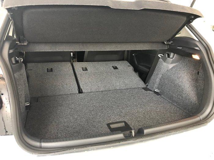 2021 Volkswagen Polo 85TSI Comfortline AW MY21 Silver