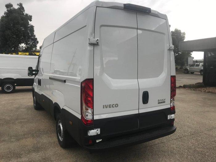 2021 IVECO DAILY 35S14V White