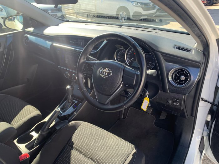 2015 Toyota Corolla Ascent Sport ZRE182R Crystal Pearl