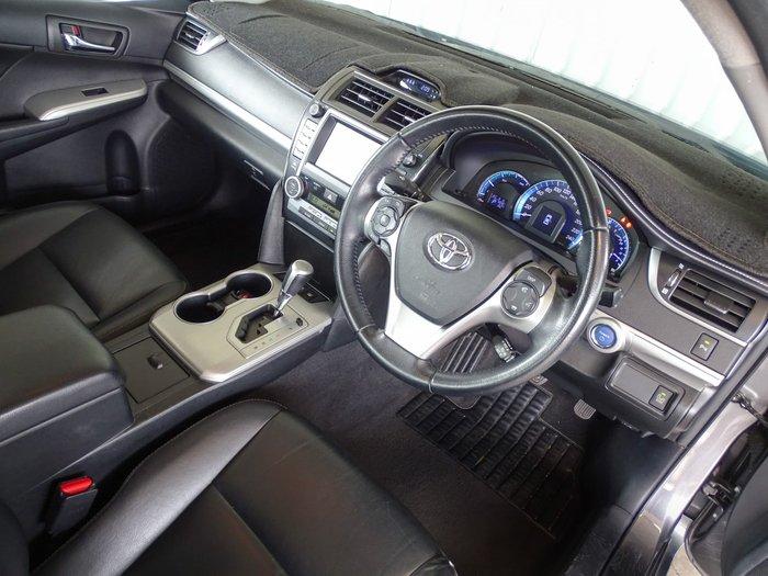 2013 Toyota Camry Hybrid HL AVV50R Graphite