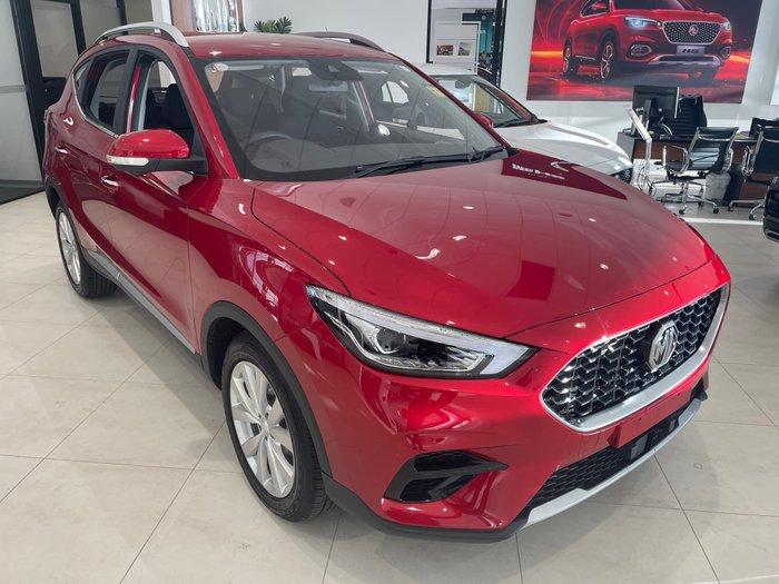 2021 MG ZST Core MY21 Diamond Red