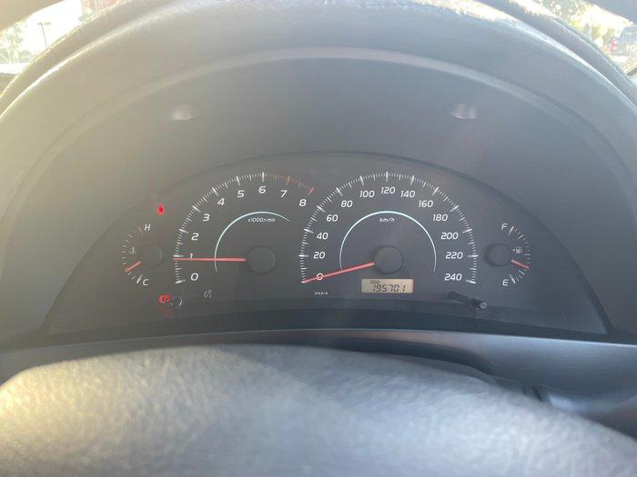 2008 Toyota Camry Altise ACV40R Diamond White