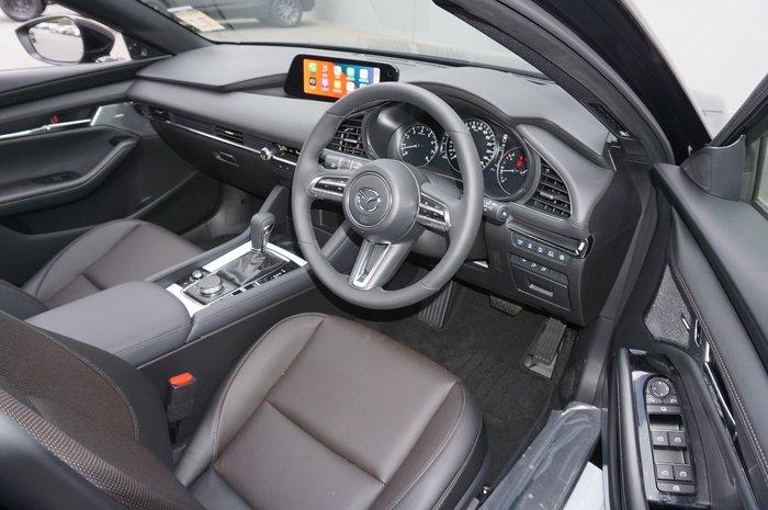 2021 Mazda 3 G25 Astina BP Series Jet Black