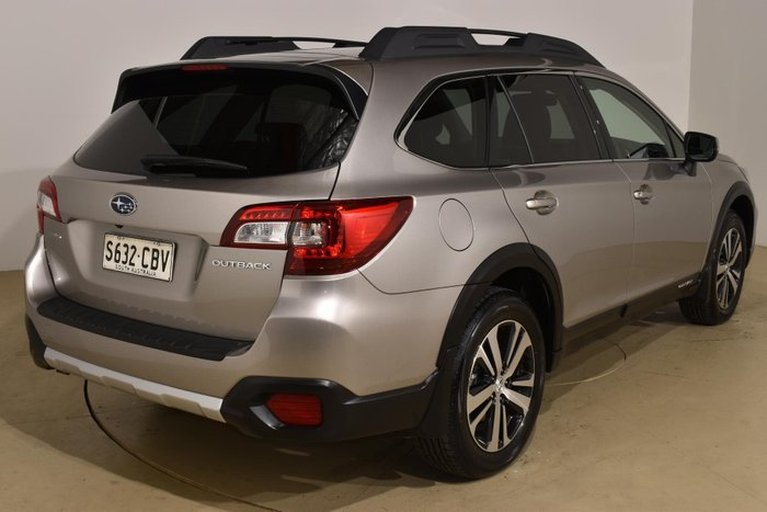 2019 Subaru Outback 2.5i Premium 5GEN MY19 AWD Tungsten
