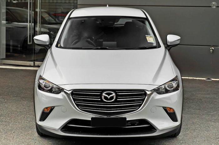 2021 Mazda CX-3 Maxx Sport DK White