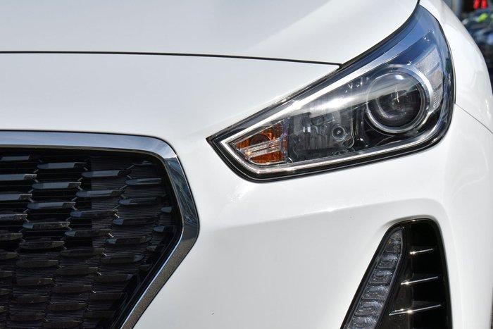 2020 Hyundai i30 Active PD2 MY20 Polar White
