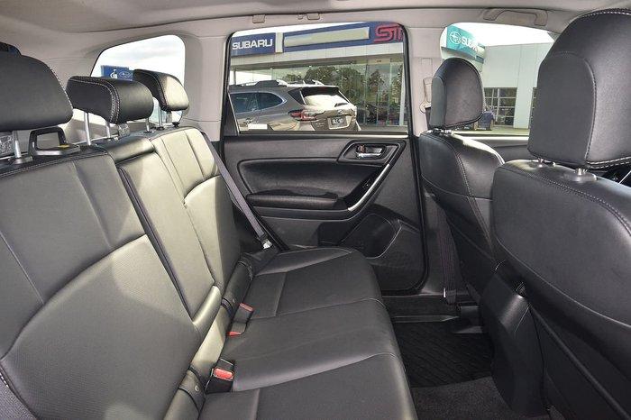 2016 Subaru Forester 2.5i-S S4 MY16 AWD Blue