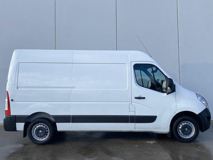2016 Renault Master MID ROOF MEDIUM WHEE X62 WHITE