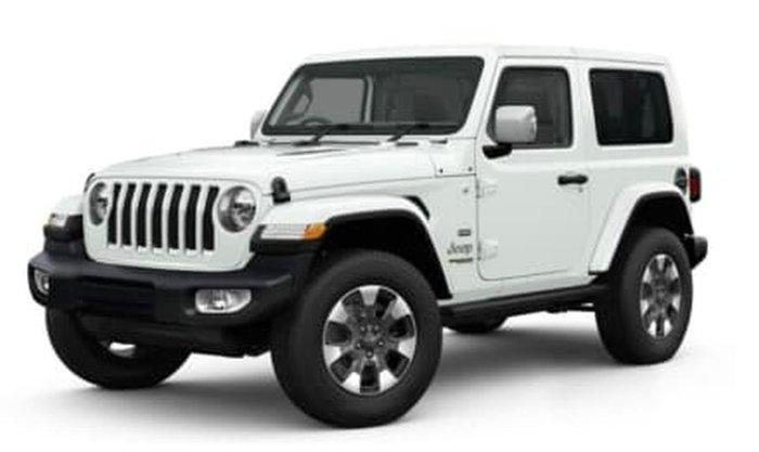 2021 Jeep Wrangler Unlimited Overland JL MY21 4X4 Dual Range BRIGHT WHITE