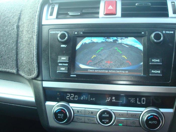 2015 Subaru Liberty 2.5i 6GEN MY15 AWD Brown