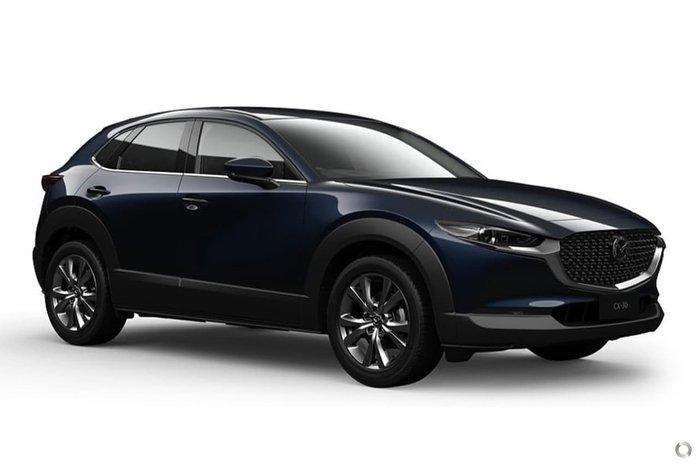 2020 Mazda CX-30 G25 Astina DM Series Blue