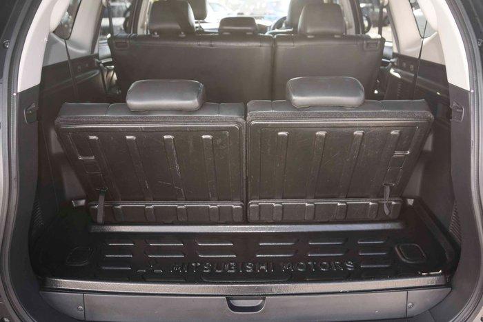 2017 Mitsubishi Pajero Sport GLS QE MY17 4X4 Dual Range Sterling Silver