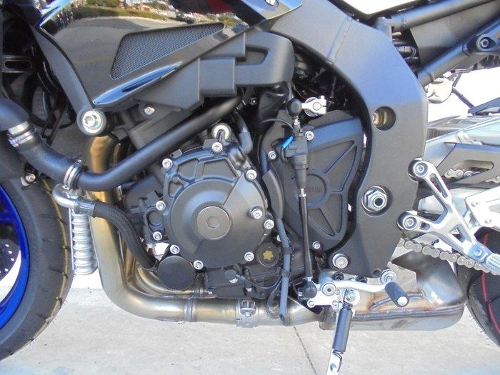 2020 Yamaha MT-10SP Black