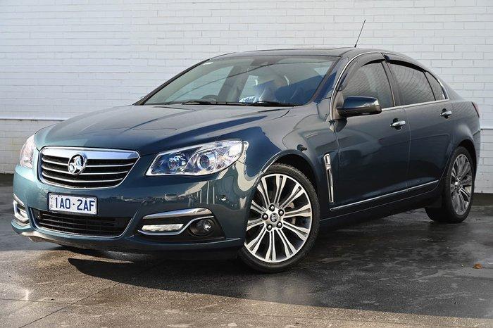 2014 Holden Calais V VF MY14 Blue