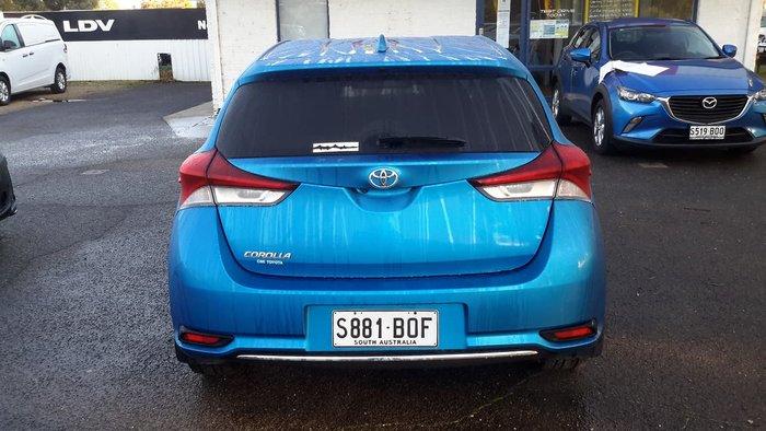 2015 Toyota Corolla Ascent Sport ZRE182R Blue