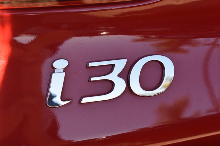2017 Hyundai i30 Active PD MY18 Fiery Red