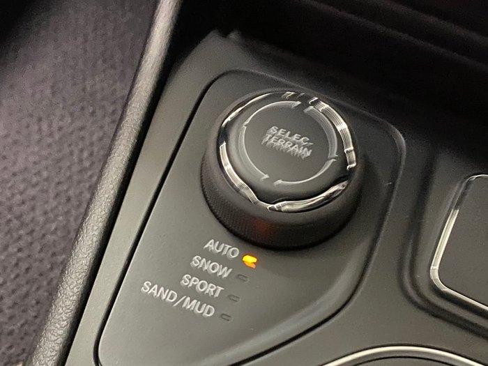 2021 Jeep Cherokee 80th Anniversary KL MY21 4X4 On Demand White