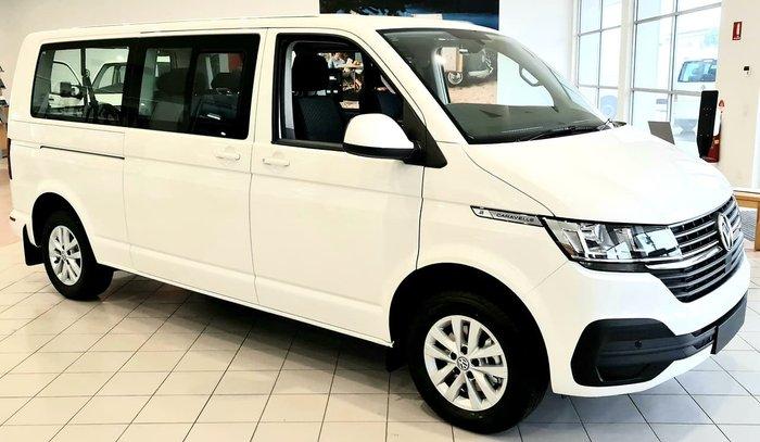 2021 Volkswagen Caravelle TDI340 Trendline T6.1 MY21 White