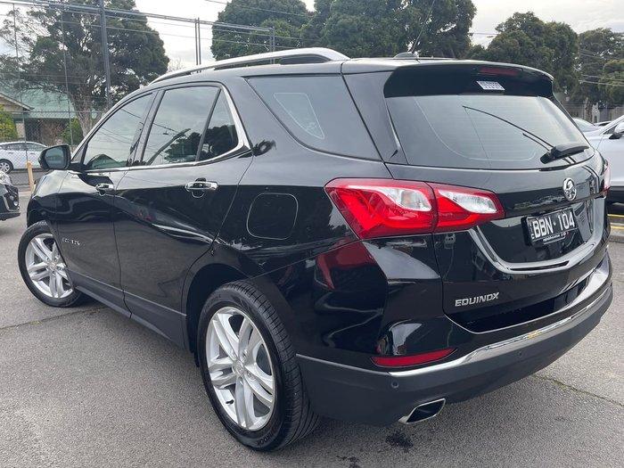 2019 Holden Equinox LTZ EQ MY18 Black