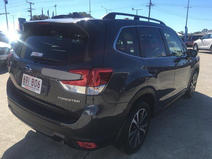 2020 Subaru Forester 2.5i Premium S5 MY20 AWD Magnetite Grey