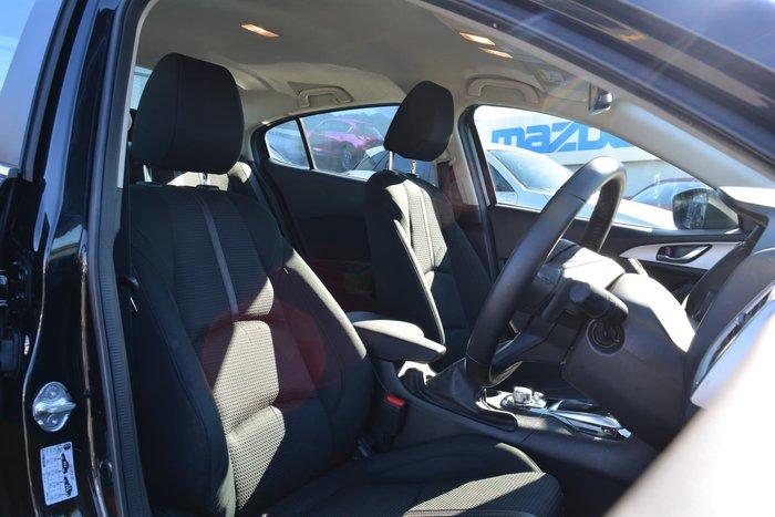 2016 Mazda 3 Maxx BN Series Jet Black