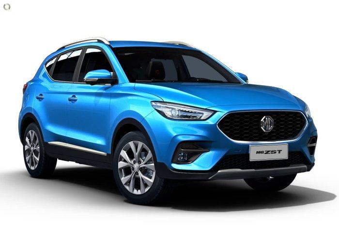 2021 MG ZST Core MY21 Brighton Blue