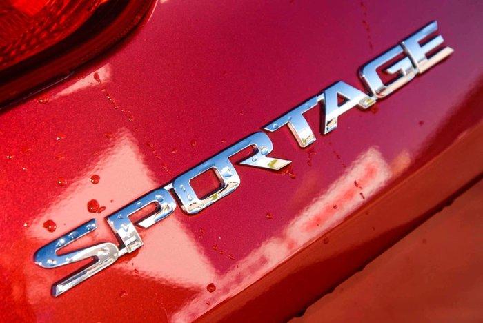 2017 Kia Sportage Si QL MY18 Maroon