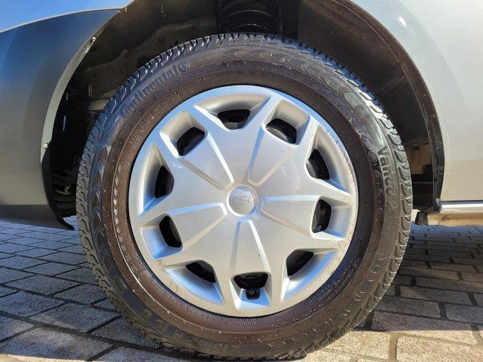 2017 Ford Transit Custom 340L VN Moondust Silver