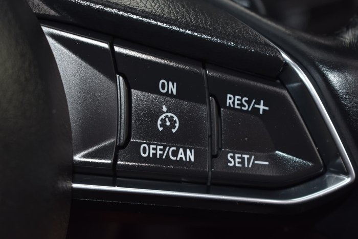 2017 Mazda 3 Touring BN Series Machine Grey
