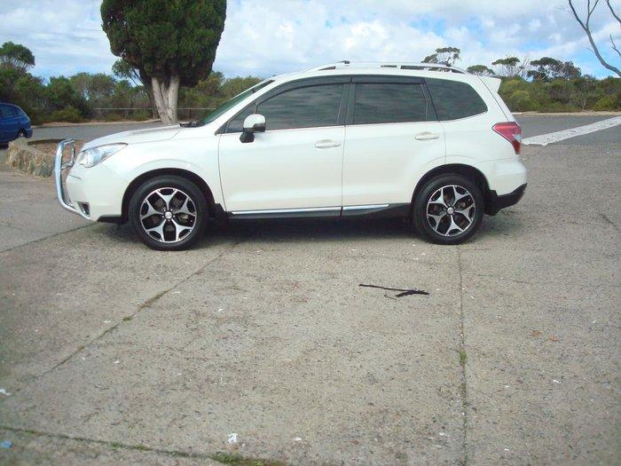 2013 Subaru Forester XT S4 MY14 AWD White