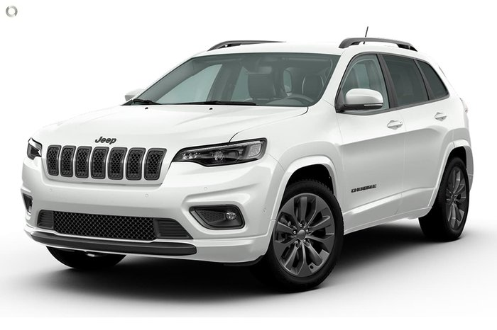 2021 Jeep Cherokee S-Limited KL MY21 4X4 On Demand White