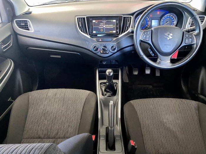 2016 Suzuki Baleno GL EW Premium Ray Blue