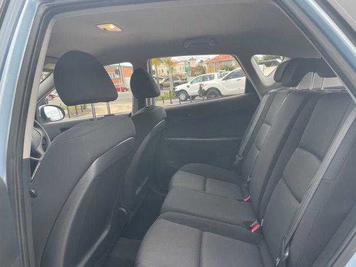 2011 Hyundai i30 SX FD MY11 Clean Blue