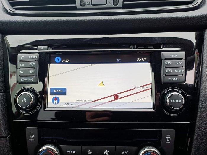 2021 Nissan X-TRAIL ST-L T32 MY21 4X4 On Demand Red