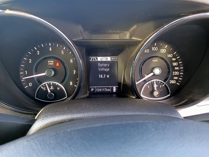 2016 Holden Ute VF Series II MY16 White