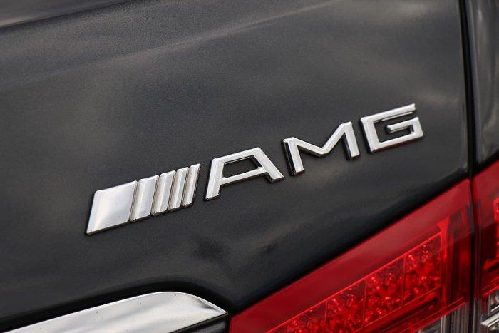 2010 Mercedes-Benz E-Class E350 Avantgarde A207 Grey