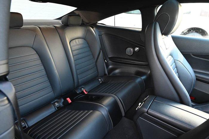 2016 Mercedes-Benz C-Class C300 C205 Black