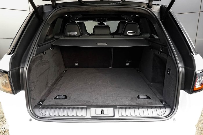 2021 Land Rover Range Rover Sport V8SC SVR L494 MY21.5 4X4 Dual Range White