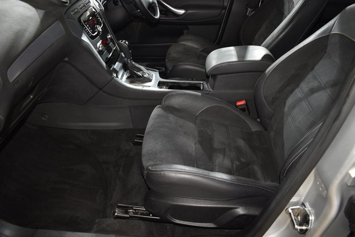 2014 Ford Mondeo Titanium TDCi MC Moondust Silver