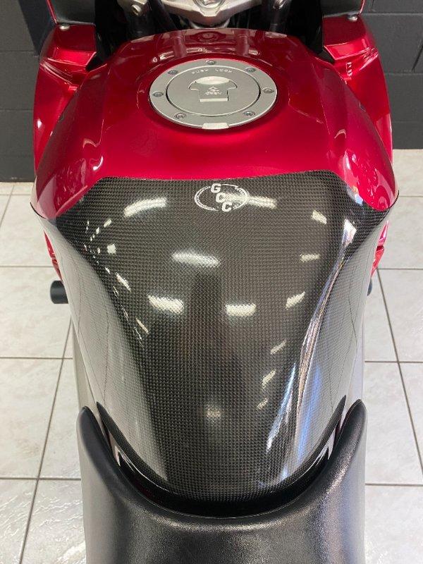 2008 Honda CBF1000 Red