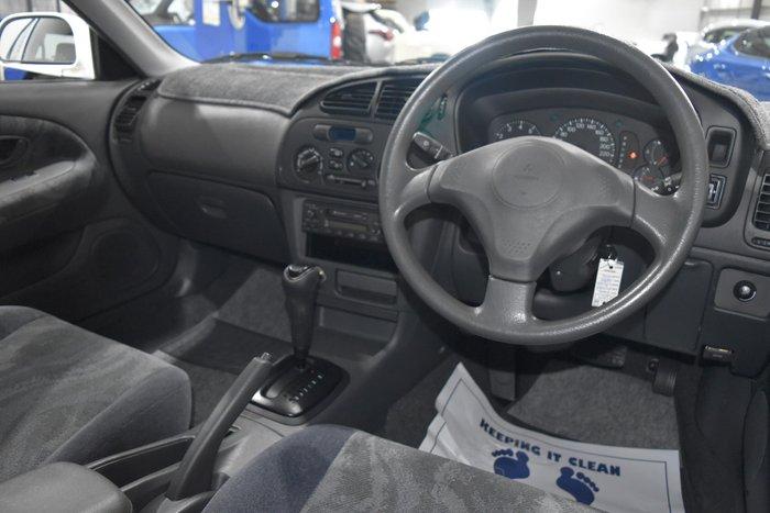 2000 Mitsubishi Lancer GLXi CE2 White
