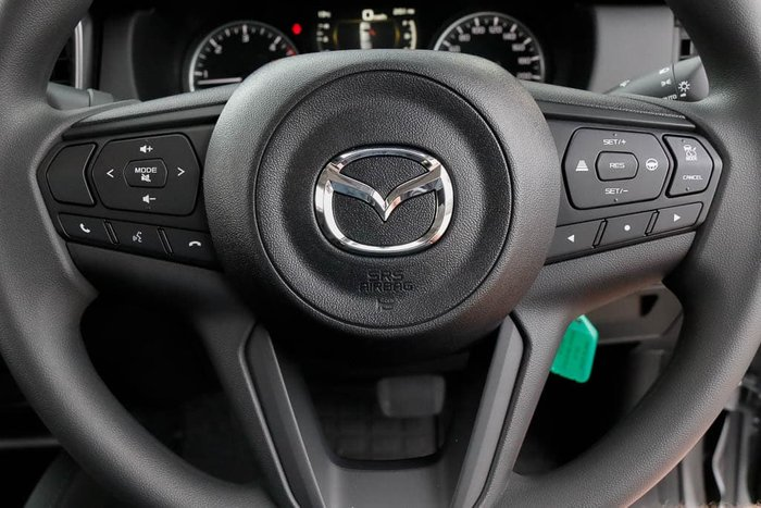 2021 Mazda BT-50 XT TF Ingot Silver