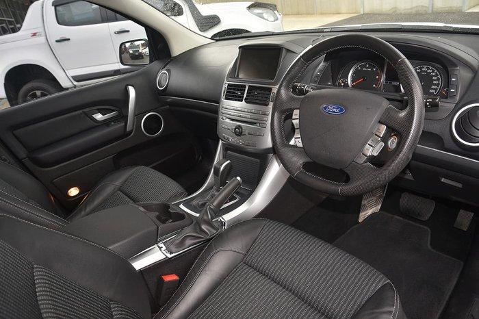 2016 Ford Territory TS SZ MkII AWD White