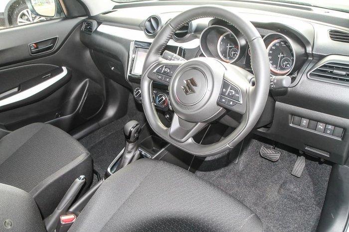 2021 Suzuki Swift GL Navigator Plus AZ Series II Pure White