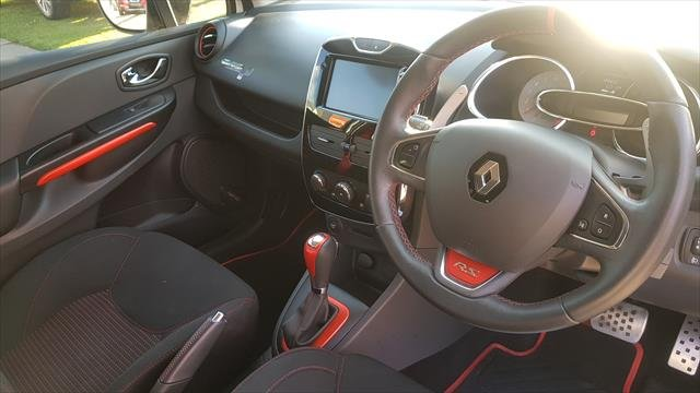 2013 RENAULT CLIO RS 200 SPORT X98 White